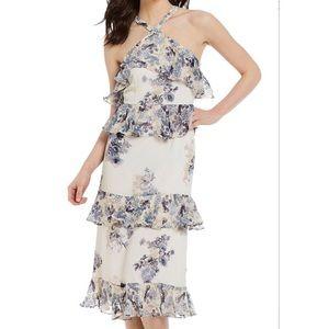 🆕Gianni Bini Ruffle Erin Dress